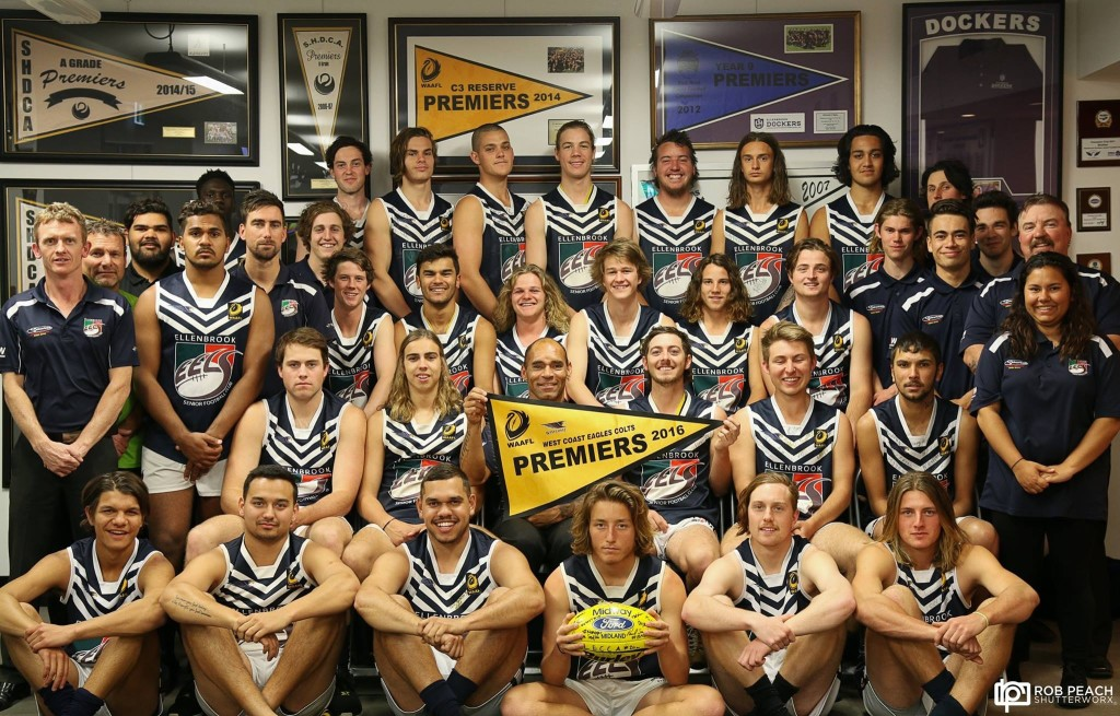2016 Colts Premiership Photo